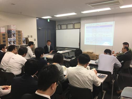 マンション管理会社様向けに勉強会を開催しました。Vol.1