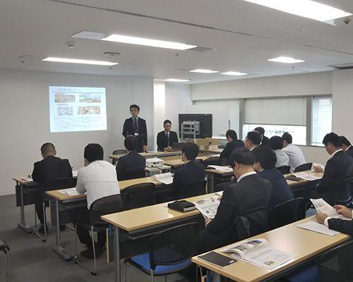 マンション管理会社様向けに勉強会を開催しました。Vol.4
