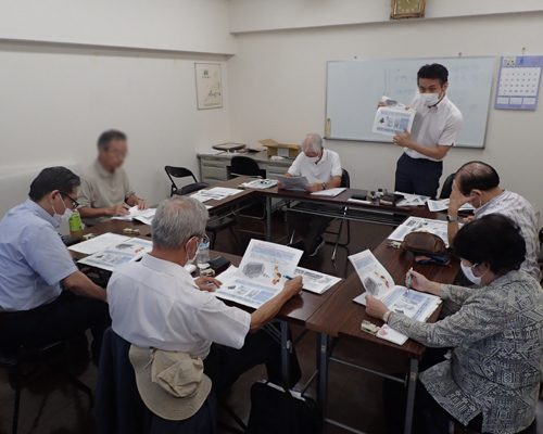 マンション管理士の皆さまと勉強会を開催しました。Vol.5